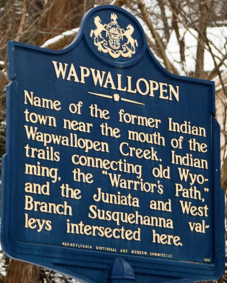 About Wapwallopen